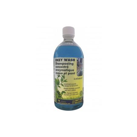 Shampooing concentré enzymatique