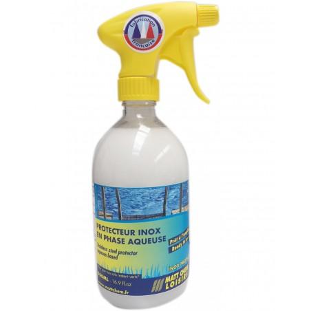 Protecteur INOX en phase aqeuse