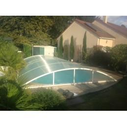 Abri de piscine occasion...